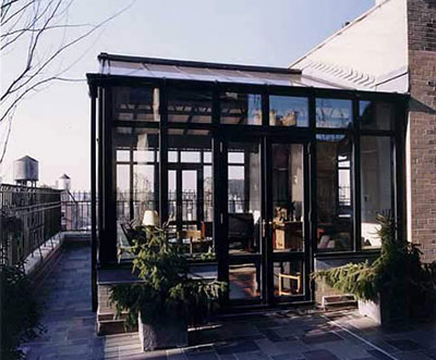 Felhandler Steeneken Architects Penthouse Apartment With